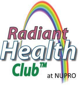 Natural holistic health clinic in Castle Rock - the Radiant Health Club - founded by Dr. Frank Lucas, PhD, cNHC, HHP