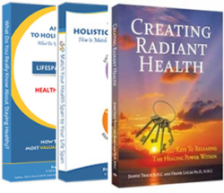 Dr. Lucas' holistic health books & natural healing manuals